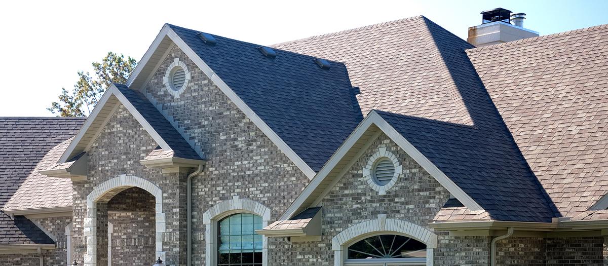Brick And Stone House