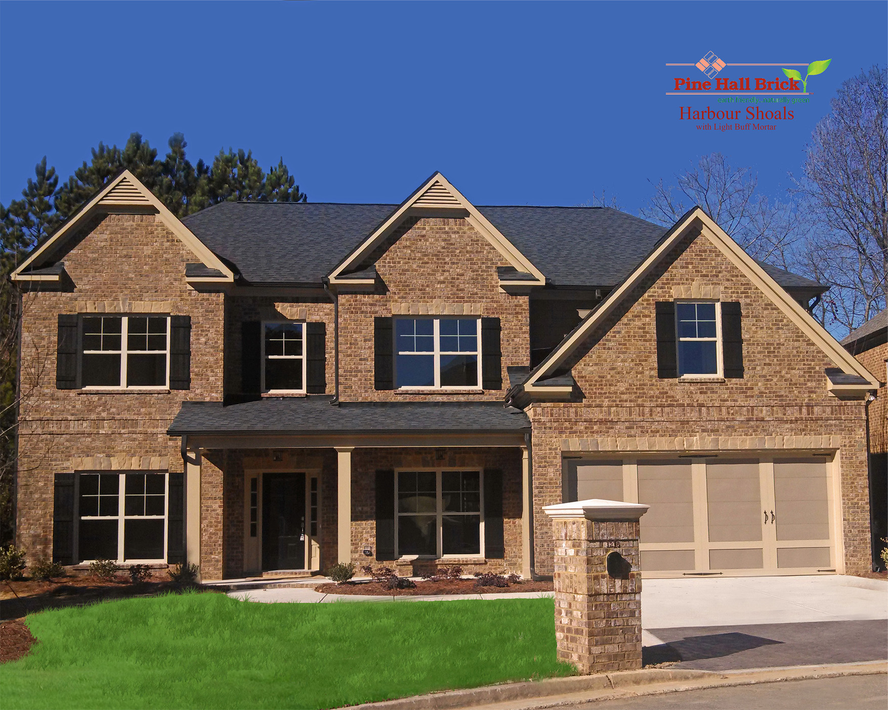 Harbour Shoals  By Pine Hall Brick